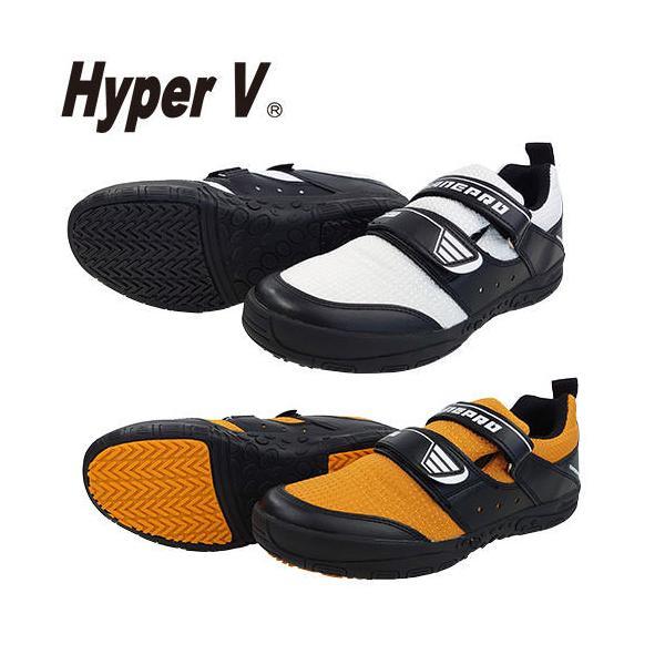 日進ゴム Hyper V #1300 屋根プロII 安全作業靴 スニーカー すべらない靴 ハイパー Vソール ハイカット マジックテープ メンズ レデ