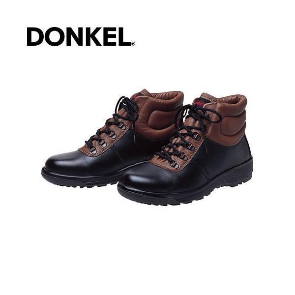 安全靴 ハイカット ドンケル DONKEL 中編上靴 703N 紐靴 JIS規格 ウレタン底 グリップ性抜群 快適な履き心地 耐滑
