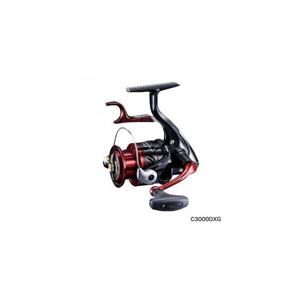 シマノリール BB-XラリッサC3000DHG