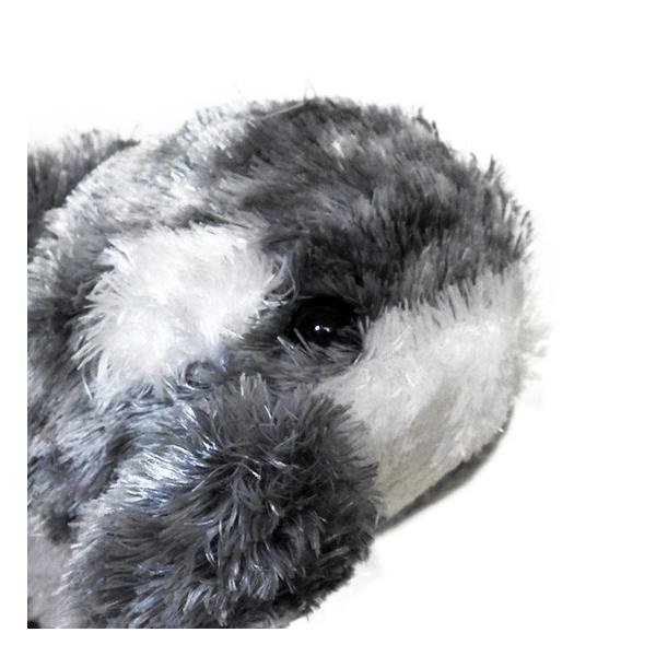 シャチ グッズ ぬいぐるみ キュート販売 CUTE marine collection 水族館グッズ アストラオルカ グレーSS 17cm まんぼう屋ドットコム|manbouya|02