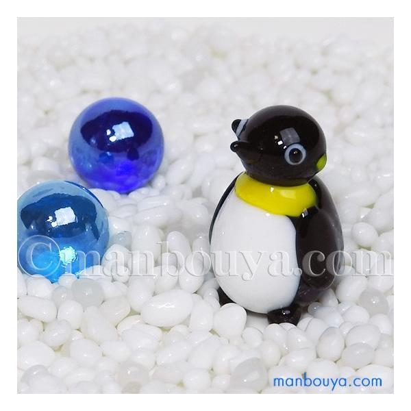 ペンギン グッズ ガラス細工 ミニチュア 雑貨 水族館 お土産 フォーカート 皇帝ペンギン メール便発送可