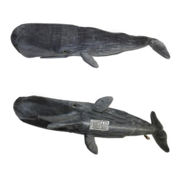 くじらのぬいぐるみ クジラグッズ 雑貨 トスダイス シーアニマルコレクション マッコウ鯨 60cm まんぼう屋ドットコム|manbouya|02
