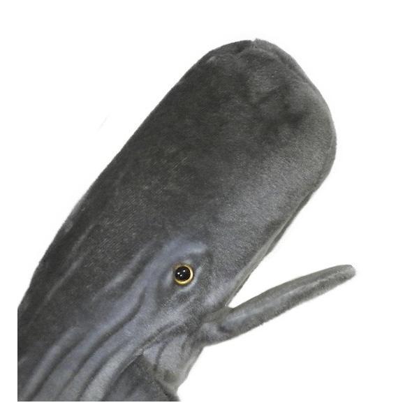 くじらのぬいぐるみ クジラグッズ 雑貨 トスダイス シーアニマルコレクション マッコウ鯨 60cm まんぼう屋ドットコム|manbouya|03