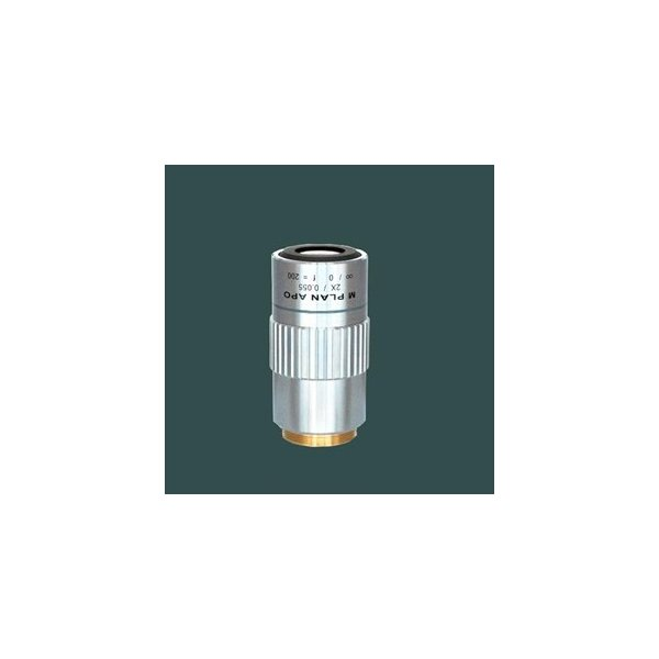 f=200mm用M Plan APO対物レンズシリーズ 50X/0.55 WD13
