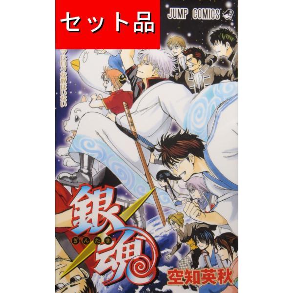 銀魂(1〜76巻セット)|mangayaanimeya