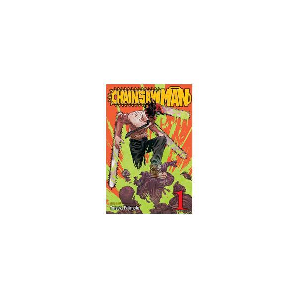 新品 チェンソーマン英語版(1-2巻)全巻セット