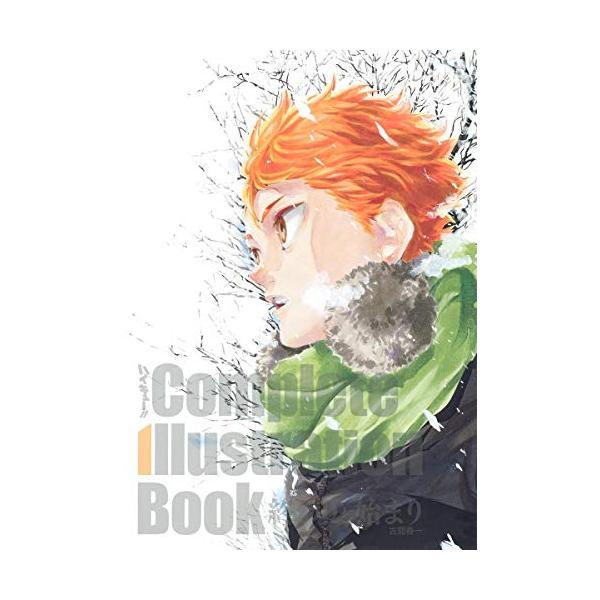 新品  画集 ハイキューCompleteIllustrationbook終わりと始まり