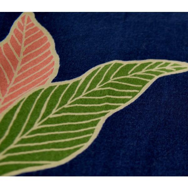 120cm~140cm キッズかりゆしウェア(沖縄アロハシャツ)ハイビー総柄 MANGO|mangoplus|08
