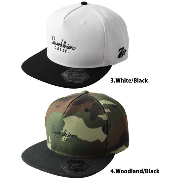 7UNION セブンユニオン メンズ 帽子 7UB-718 ADD 7UNION CALIF.|maniac|04