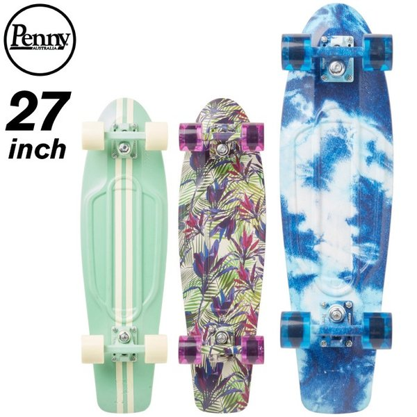 "Penny Skateboard ペニー スケートボード Penny GRAPHICS Complete 27"" ミニクルーザー|maniac"