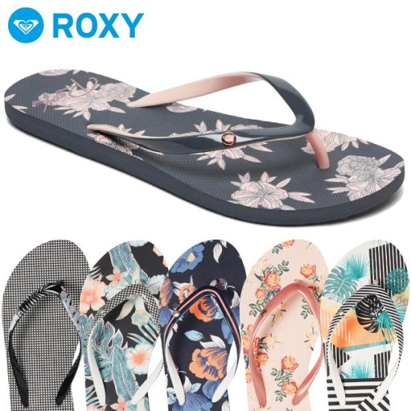 ROXY ロキシー レディース ビーチサンダル ARJL100668 PORTOFINO II