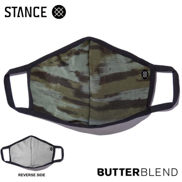 STANCESOCKSスタンスソックスフェイスマスクRAMPCAMOMASK-ArmyGreen-カモフラ迷彩柄ファッションマス