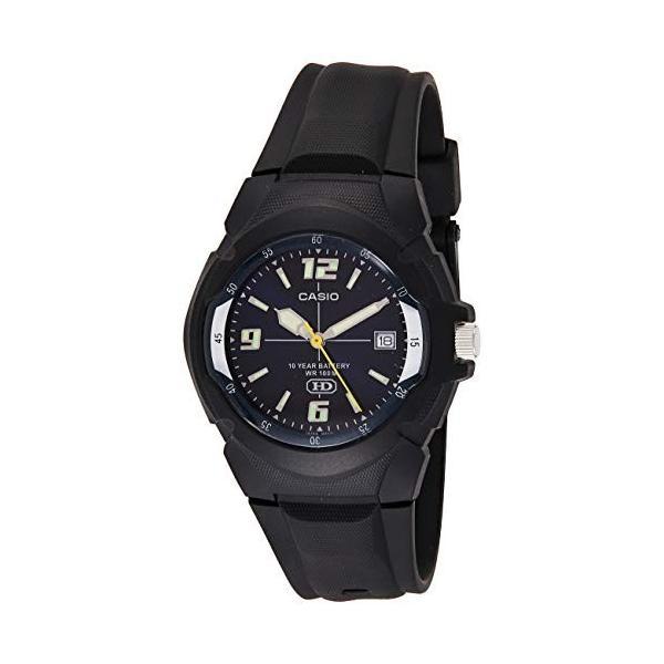 当店1年保証 カシオCASIO Men's MW600F-2AV Sport Watch with Black Resin Band