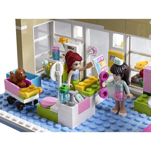 Lego Heartlake Vet Set 3188 Friends