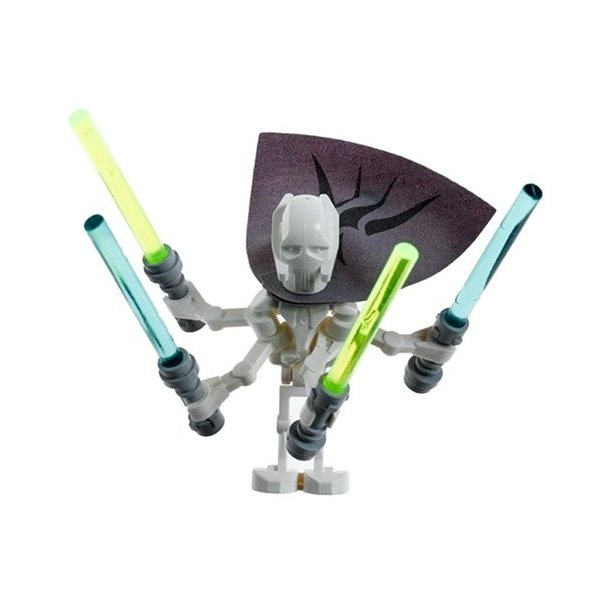 LEGO Star Wars General Grievous Chase 4250413