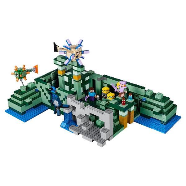 LEGO MINECRAFT SQUID FROM SET 21136 VERY RARE