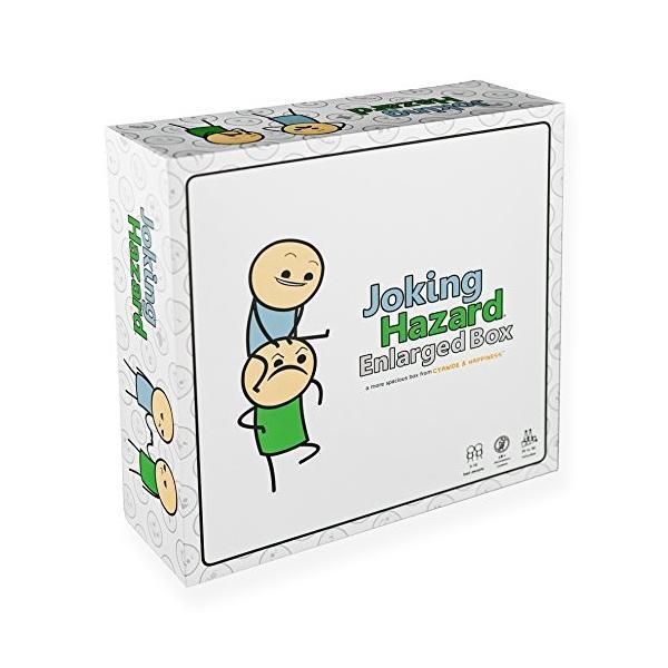 ボードゲームJoking Hazard Enlarged Box
