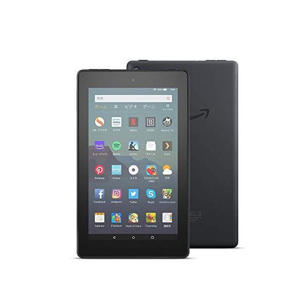 Fire 7 タブレット (7インチディスプレイ) 16GB|manjiro