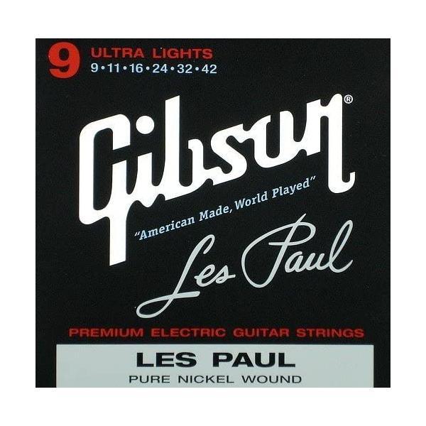 GIBSONSEG-LP909-42エレキギター弦ギブソン