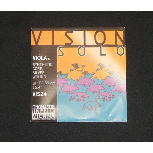 THOMASTIK ビオラ弦 VISION-SOLO C