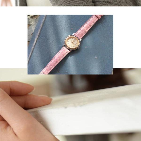 時計 ベルト 腕時計ベルト バンド  アリゲーター ワニ革 CASSIS カシス RIOM matt リオンマツト D0000A68 8mm 10mm 12mm 13mm 14mm 15mm|mano-a-mano|05