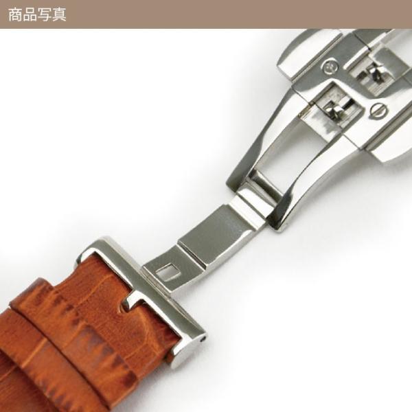 腕時計バックル カシス 替えバックル PBF BUCKLE SILVER2|mano-a-mano|03
