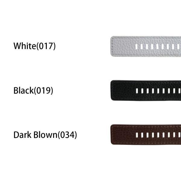 腕時計ベルト バンド 交換 牛革 メンズ 大型 DIESEL 用 24mm CASSIS ROTA U1006226|mano-a-mano|02
