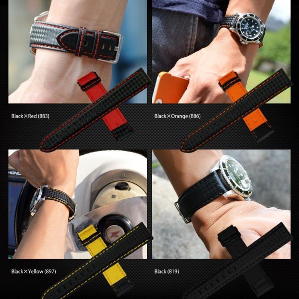 時計 ベルト バンド メンズ ラバー 腕時計 時計ベルト 腕時計ベルト ベルト交換 時計バンド モレラート BIKING バイキング u3586977|mano-a-mano|06