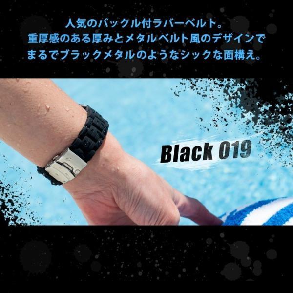 時計 ベルト 腕時計ベルト 防水 腕時計 バンド ラバー 完全防水 モレラート MORELLATO 20mm 22mm 24mm 時計防水ベルト イゼーオ ISEO あすつく|mano-a-mano|05