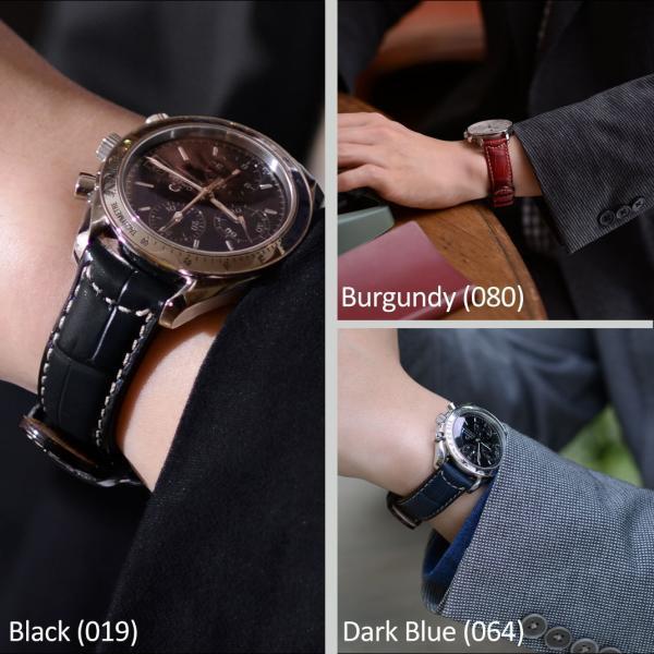 時計 ベルト交換 腕時計 バンド 交換ベルト メンズ カーフ 牛革 本革 モレラート グットゥーゾ u3882a59 18mm 20mm 22mm 24mm 交換用工具 交換用工具つき|mano-a-mano|05