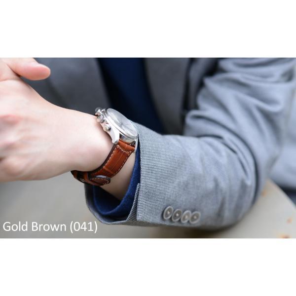時計 ベルト交換 腕時計 バンド 交換ベルト メンズ カーフ 牛革 本革 モレラート グットゥーゾ u3882a59 18mm 20mm 22mm 24mm 交換用工具 交換用工具つき|mano-a-mano|06