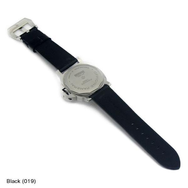 パネライ ルミノール PANERAI Luminor にぴったりの時計ベルト CASSIS カシス TYPE PNR ALLIGATOR X0035339 裏面防水素材 | 時計ベルト 時計 バンド 交換|mano-a-mano|05