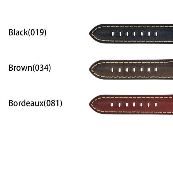 パネライ ルミノール PANERAI Luminor  にぴったりの時計ベルト CASSIS カシス MASACCIO X4808B71 | 時計ベルト 時計 バンド 交換|mano-a-mano|02