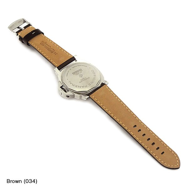 パネライ ルミノール PANERAI Luminor  にぴったりの時計ベルト CASSIS カシス MASACCIO X4808B71 | 時計ベルト 時計 バンド 交換|mano-a-mano|05