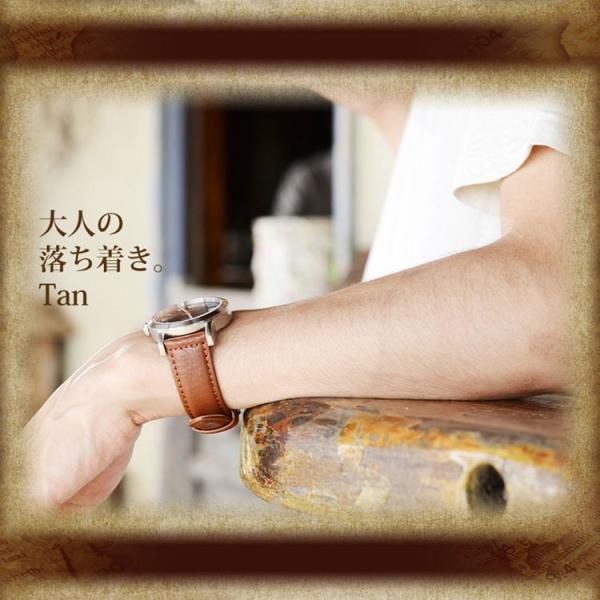 腕時計ベルト バンド 交換 牛革 28mm 26mm 24mm 22mm 20mm MORELLATO PANAMERA X4938C22|mano-a-mano|06