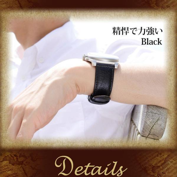 腕時計ベルト バンド 交換 牛革 28mm 26mm 24mm 22mm 20mm MORELLATO PANAMERA X4938C22|mano-a-mano|07