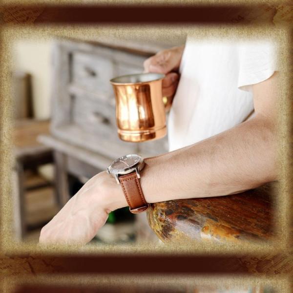 腕時計ベルト バンド 交換 牛革 28mm 26mm 24mm 22mm 20mm MORELLATO PANAMERA X4938C22|mano-a-mano|10