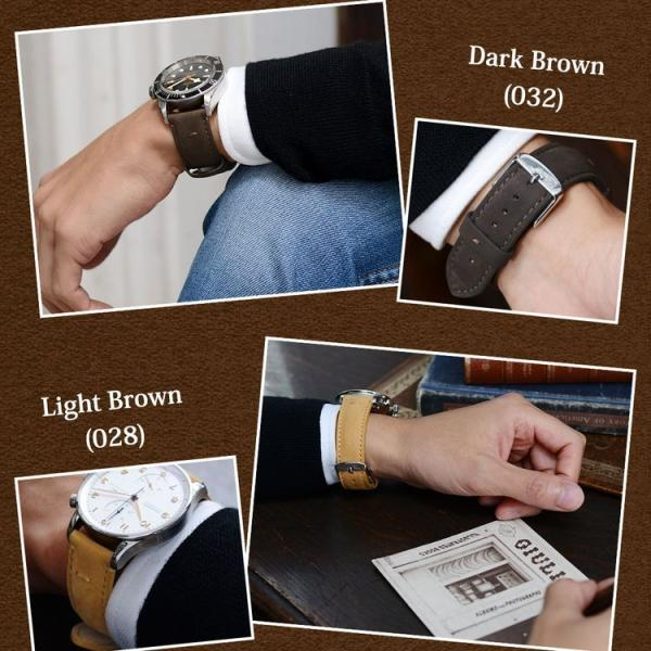 時計 ベルト 腕時計ベルト バンド  ヌバック MORELLATO モレラート BERNINI ベルニーニ x5041b94 18mm 20mm 22mm|mano-a-mano|07