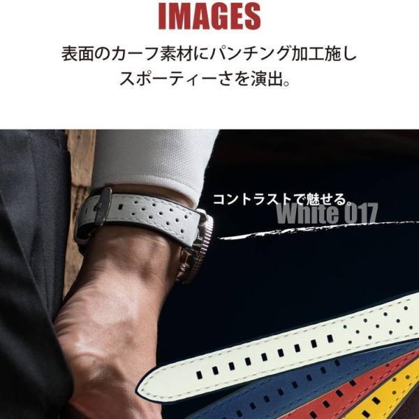 時計 ベルト 腕時計ベルト バンド カーフ(牛革) 生活防水 MORELLATO モレラート FLYBOARD フライボード X5121712 20mm 22mm|mano-a-mano|07