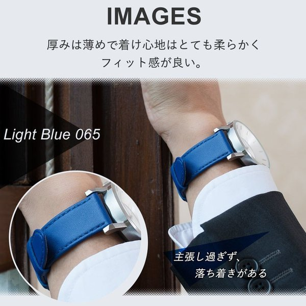 腕時計ベルト バンド 交換 牛革 20mm 18mm 16mm 14mm 12mm MORELLATO SPRINT X5202875|mano-a-mano|07