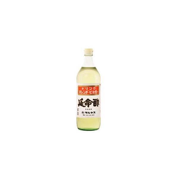 みかんの酢 マルヤス 延命酢 900ml