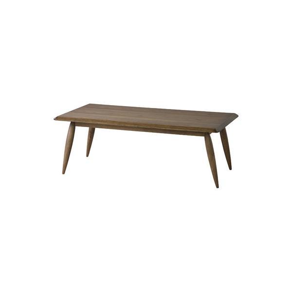 こたつ 長方形 テーブル 120×54  家具調こたつ  東谷 AZUMAYA  オズKT-103OAK|maone|02