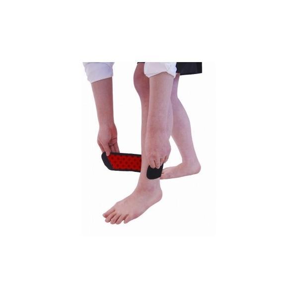冷え性 グッズ 足くび温快(左右セット) 足首用 サポーター (あったかグッズ 足)|maone|05