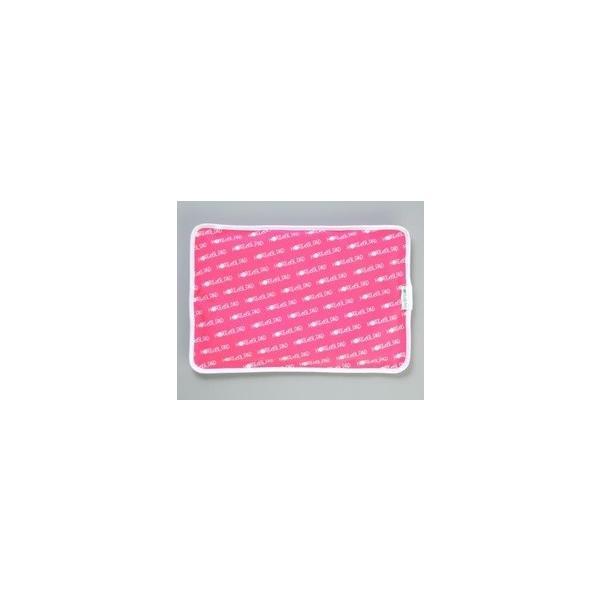 保冷枕 ジェルパット 冷温湿布 ホット&クールパッド ピンク Lサイズ アイス枕|maone|02