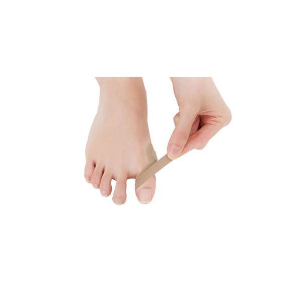 外反母趾 サポーター 簡単貼るだけ 外反母趾サポートテープ テーピング ネコポス発送 送料180円