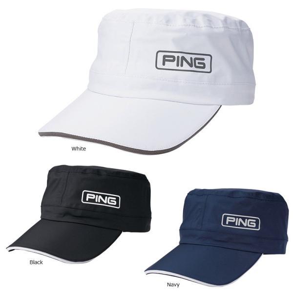 PINGピンゴルフキャップメンズレインキャップHW-U203日本正規品ゴルフ用品帽子ピンゴルフ()