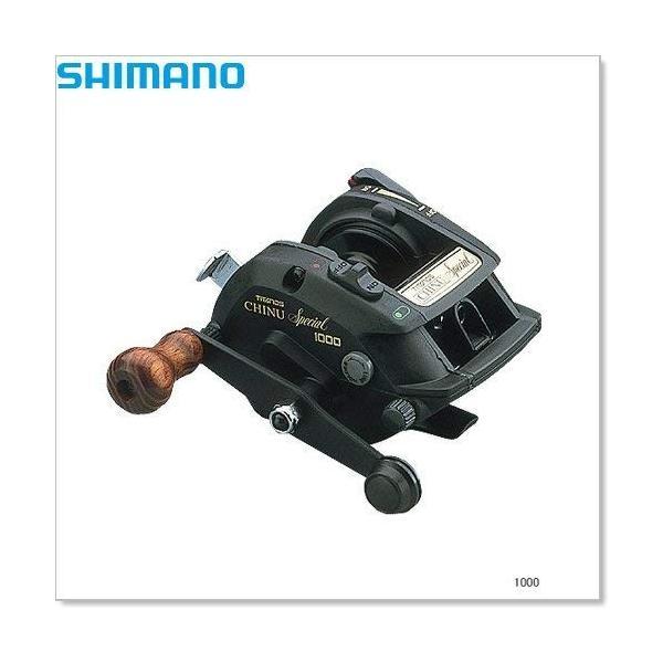 シマノ (SHIMANO) ベイトリール チタノス チヌスペシャル 1000 右ハンドル