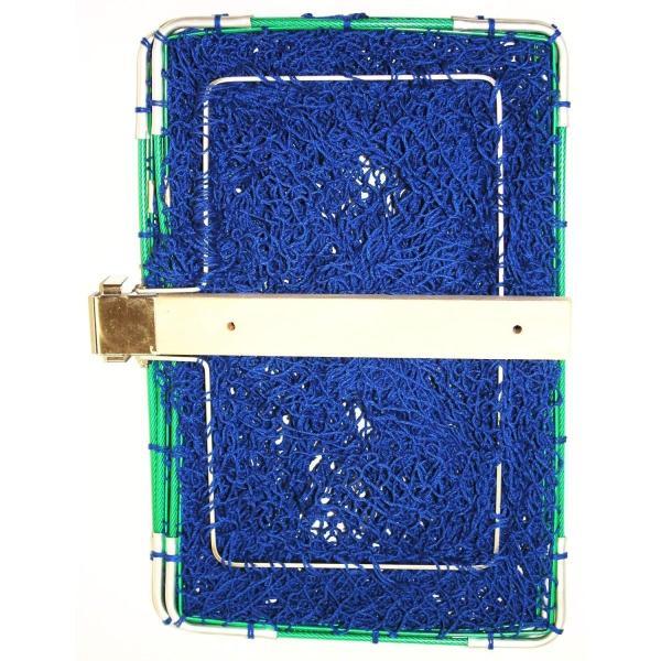 A.NET KOTOBUKIYA(ア・ネットコトブキヤ) ワイヤー角ビク イカダ用 40cm用 深さ120cm N-644