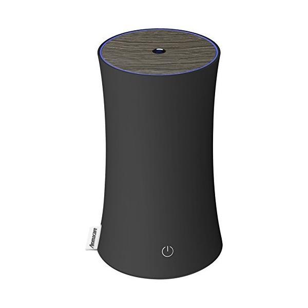 アロマディフューザー 卓上加湿器 センサー付き 超音波式 空焚き防止 低騒音 300ml 連続運転 各場所用 省エネ