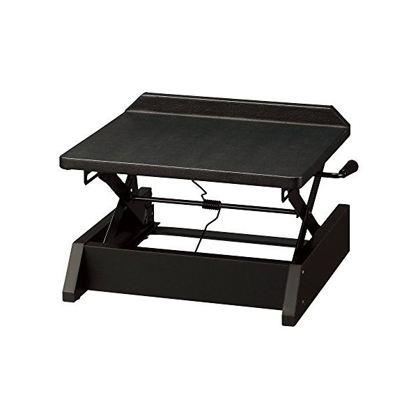アルプス/日本製ピアノ補助台(ワンタッチ式高低タイプ)PH-S|mapletreehouse|02